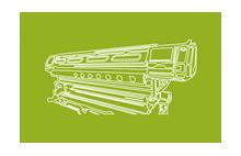 Stampante Eco-solvente