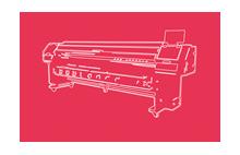 Solvent-Drucker