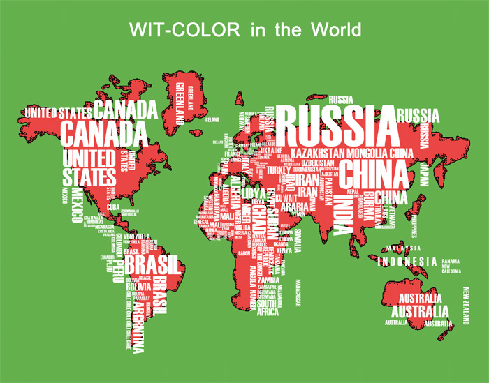 witcolor en el mundo